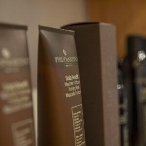 Philip Martins frisør produkter